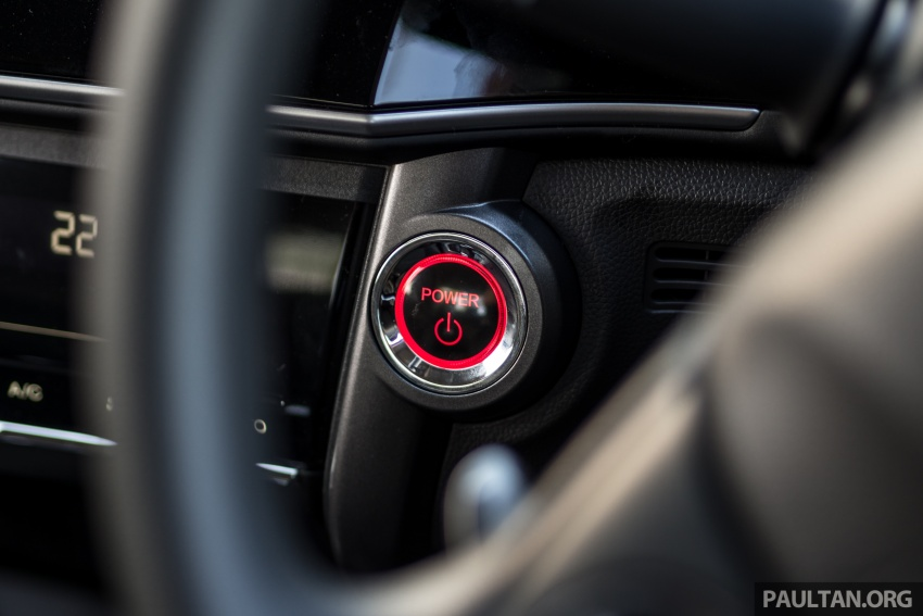 DRIVEN: Honda City Sport Hybrid – charged goodness Image #712058