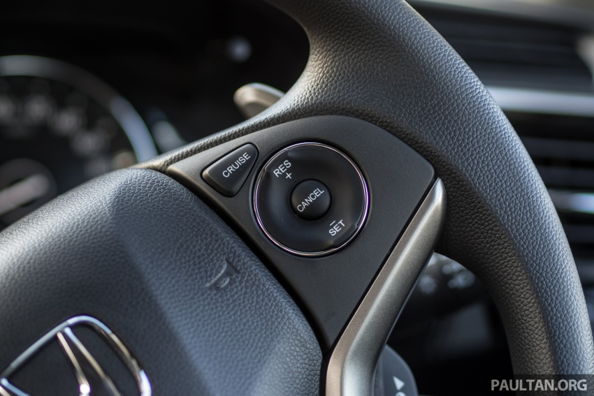 DRIVEN: Honda City Sport Hybrid – charged goodness Image #712059