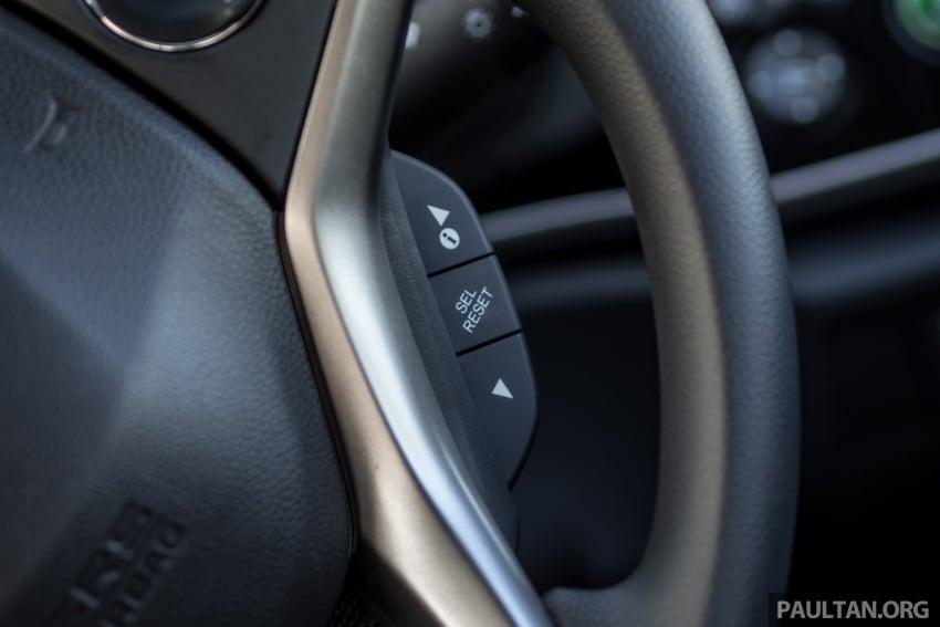 DRIVEN: Honda City Sport Hybrid – charged goodness Image #712060