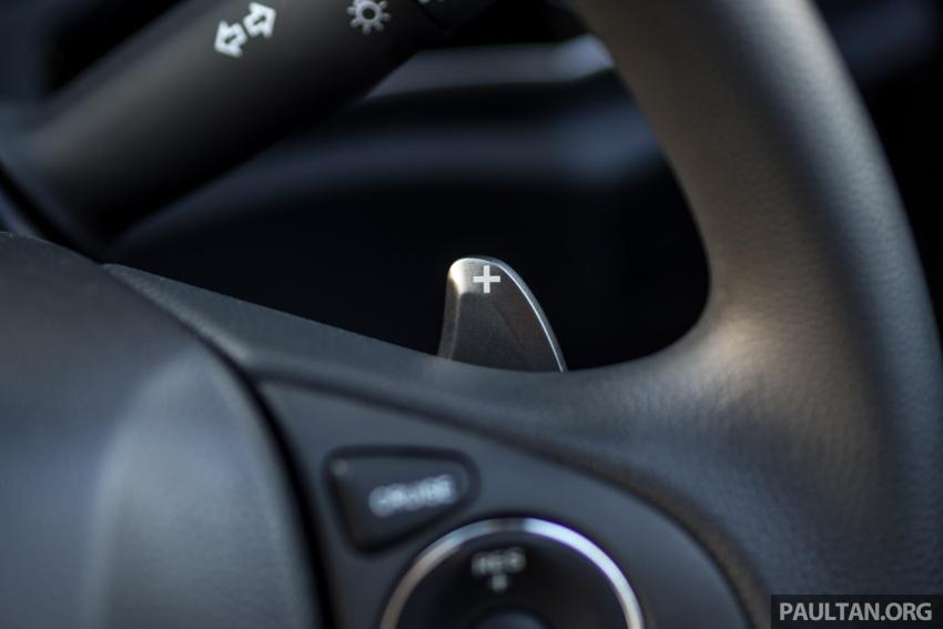 DRIVEN: Honda City Sport Hybrid – charged goodness Image #712062