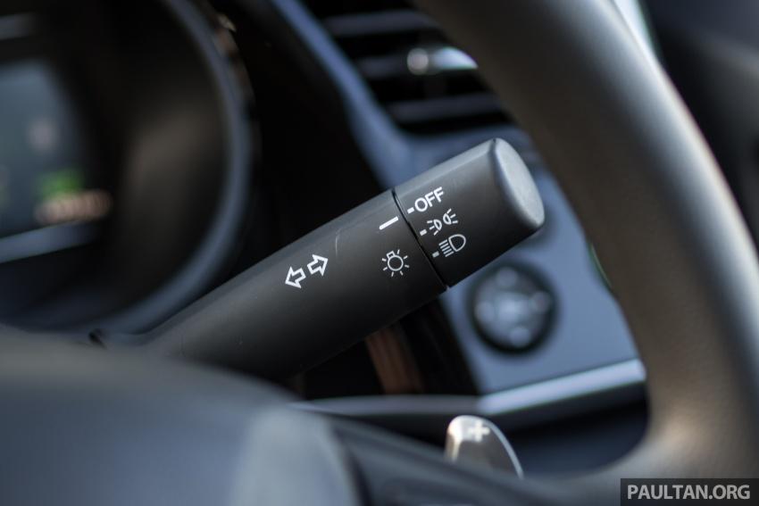 DRIVEN: Honda City Sport Hybrid – charged goodness Image #712063