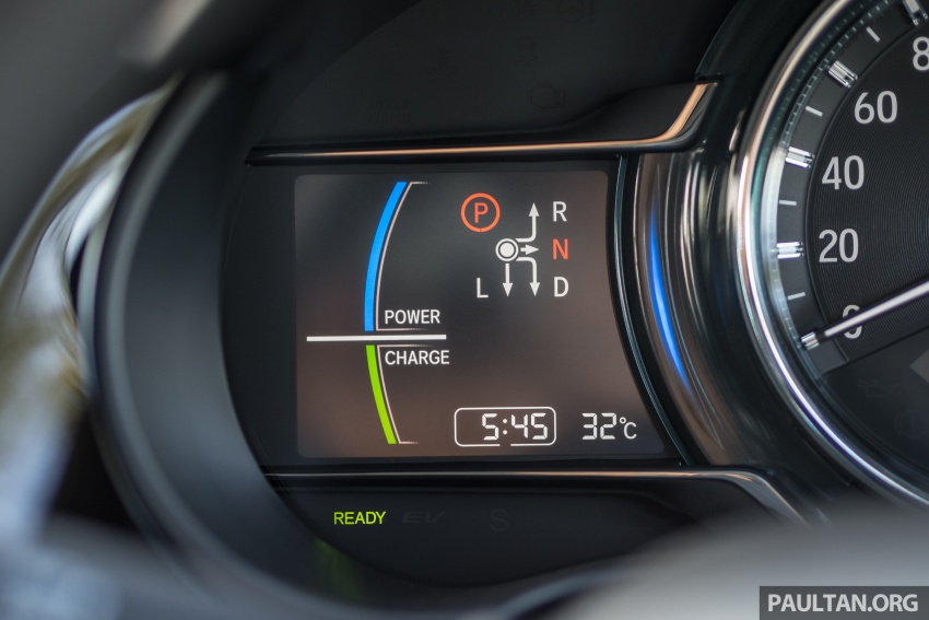 DRIVEN: Honda City Sport Hybrid – charged goodness Image #712064
