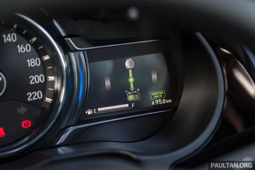 DRIVEN: Honda City Sport Hybrid – charged goodness Image #712065