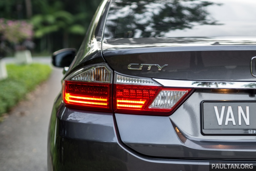 DRIVEN: Honda City Sport Hybrid – charged goodness Image #712001