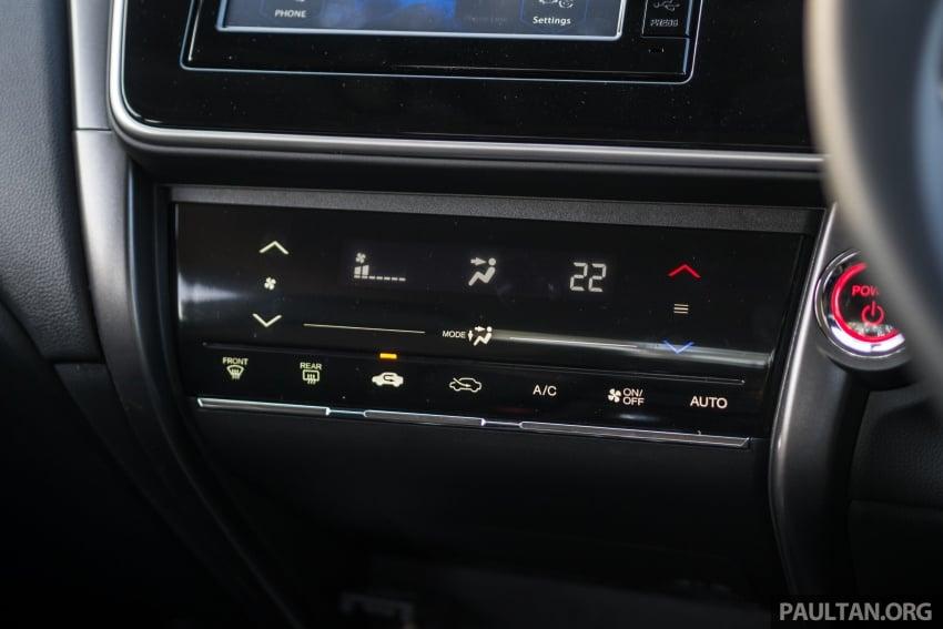 DRIVEN: Honda City Sport Hybrid – charged goodness Image #712073
