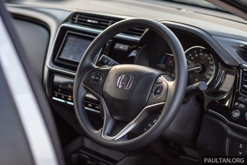 DRIVEN: Honda City Sport Hybrid – charged goodness Image #712080