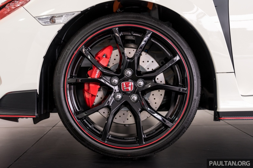 FK8 Honda Civic Type R confirmed for Malaysia – 310 PS hatch on preview this weekend at Sepang F1 race Image #716963