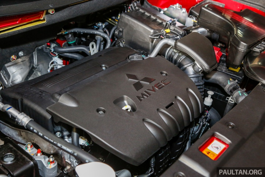 Mitsubishi Outlander 2.0 AWD CKD debuts – RM140k Image #709975