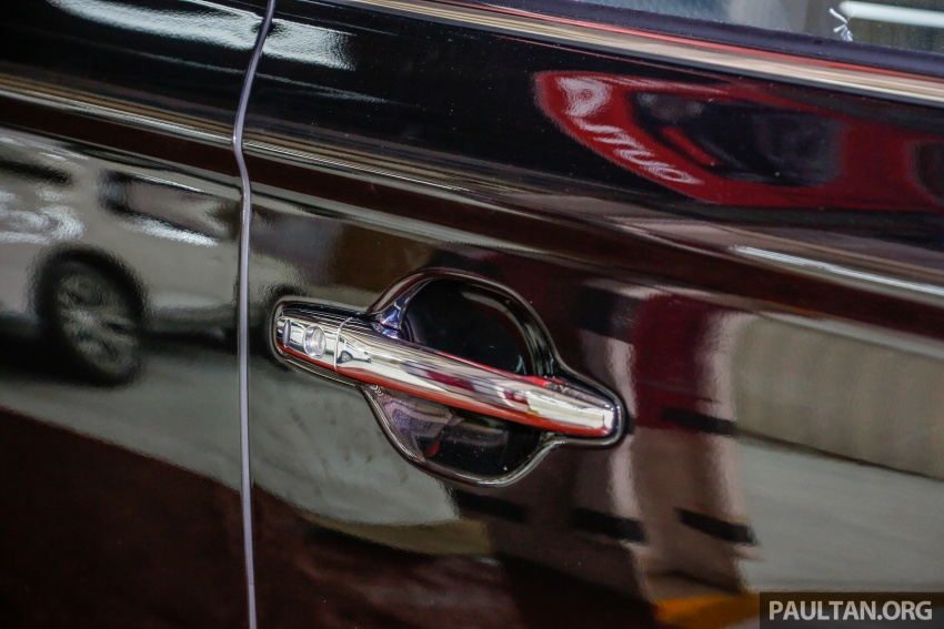 Mitsubishi Outlander 2.0 AWD CKD debuts – RM140k Image #710164