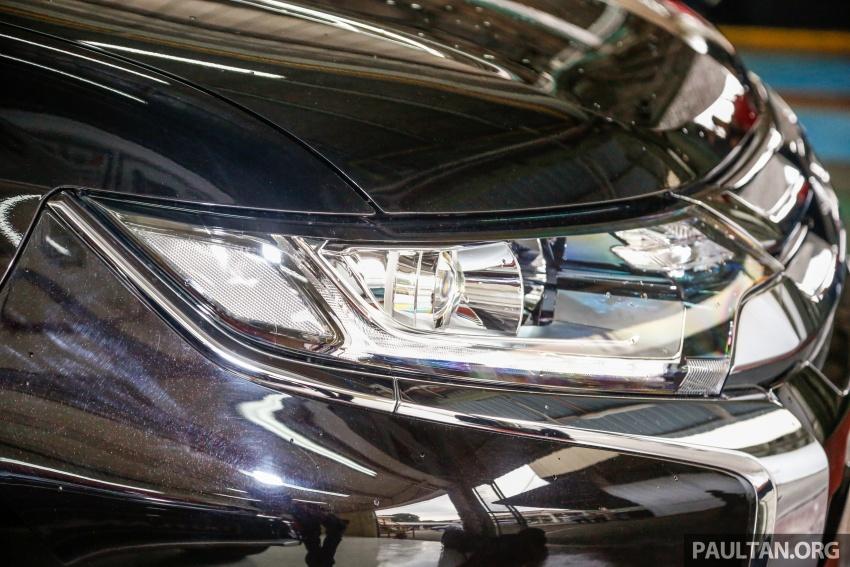 Mitsubishi Outlander 2.0 AWD CKD debuts – RM140k Image #710170