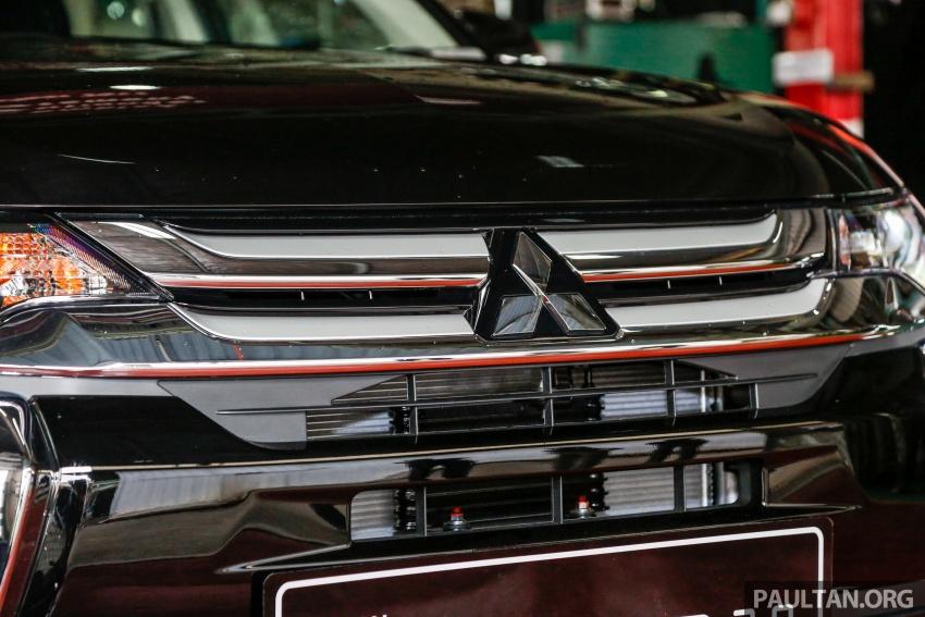 Mitsubishi Outlander 2.0 AWD CKD debuts – RM140k Image #710172