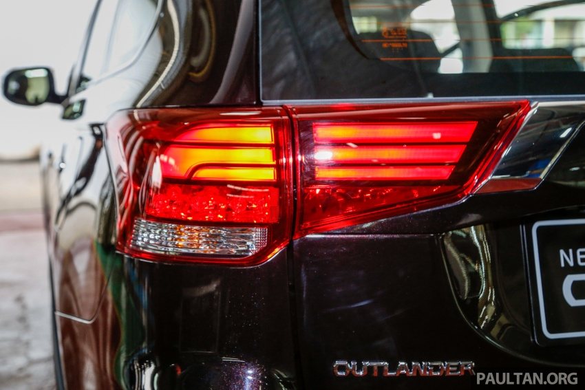 Mitsubishi Outlander 2.0 AWD CKD debuts – RM140k Image #710180