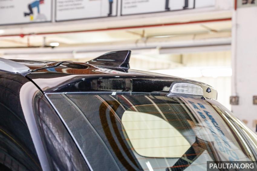 Mitsubishi Outlander 2.0 AWD CKD debuts – RM140k Image #710185
