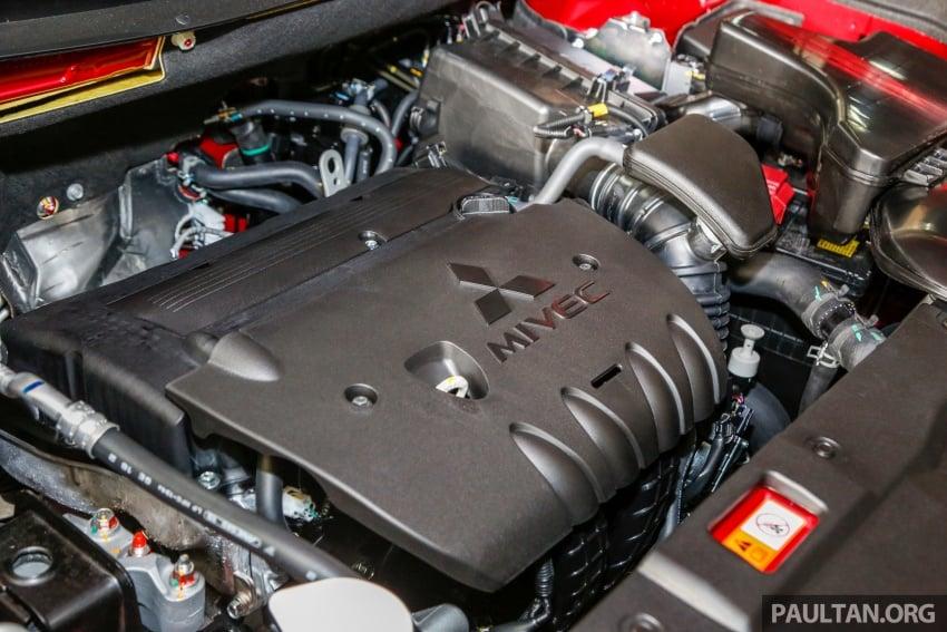 Mitsubishi Outlander 2.0 AWD CKD debuts – RM140k Image #710202