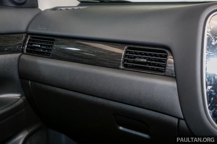 Mitsubishi Outlander 2.0 AWD CKD debuts – RM140k Image #710233