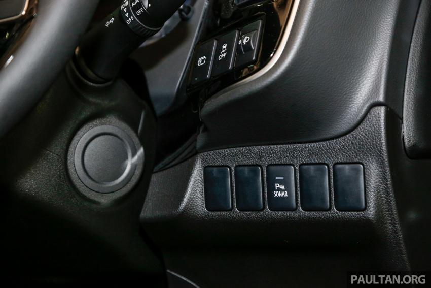Mitsubishi Outlander 2.0 AWD CKD debuts – RM140k Image #710235