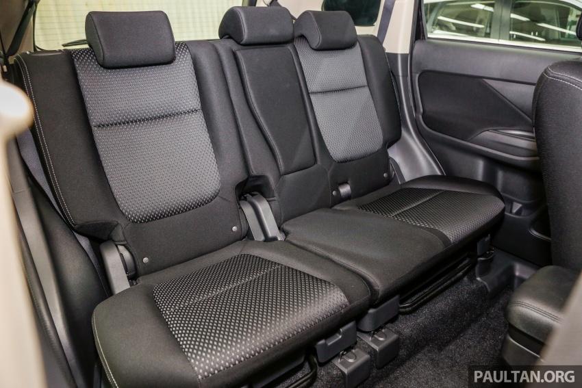 Mitsubishi Outlander 2.0 AWD CKD debuts – RM140k Image #710245