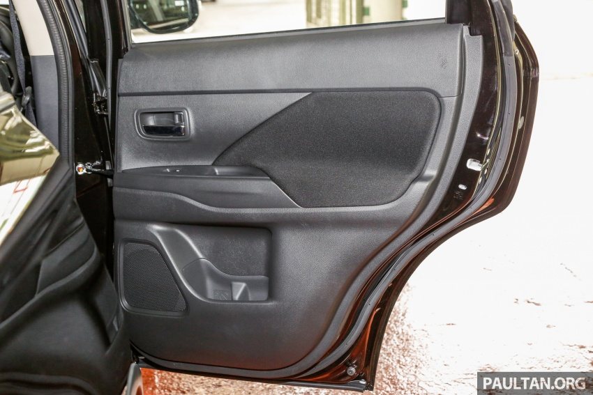 Mitsubishi Outlander 2.0 AWD CKD debuts – RM140k Image #710249