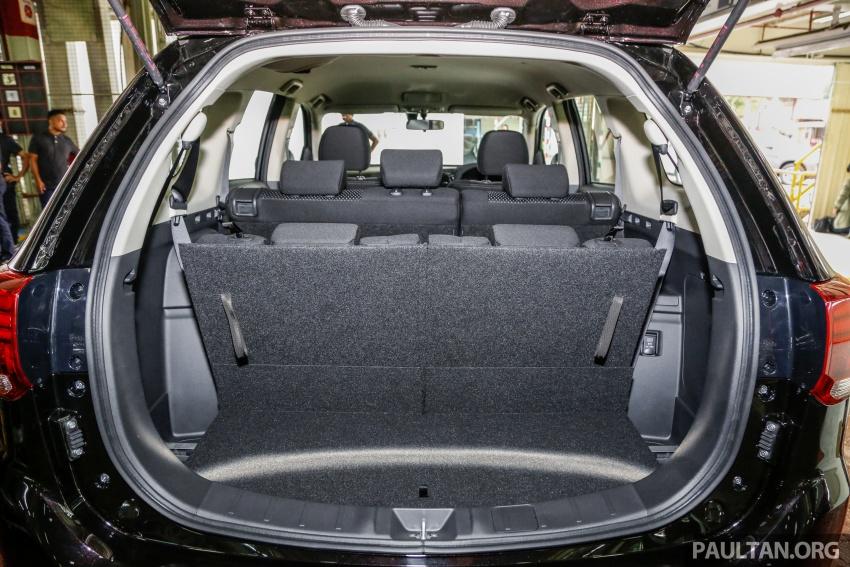 Mitsubishi Outlander 2.0 AWD CKD debuts – RM140k Image #710250
