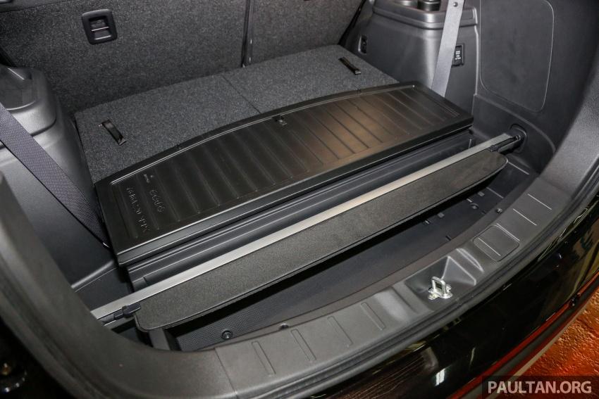 Mitsubishi Outlander 2.0 AWD CKD debuts – RM140k Image #710256
