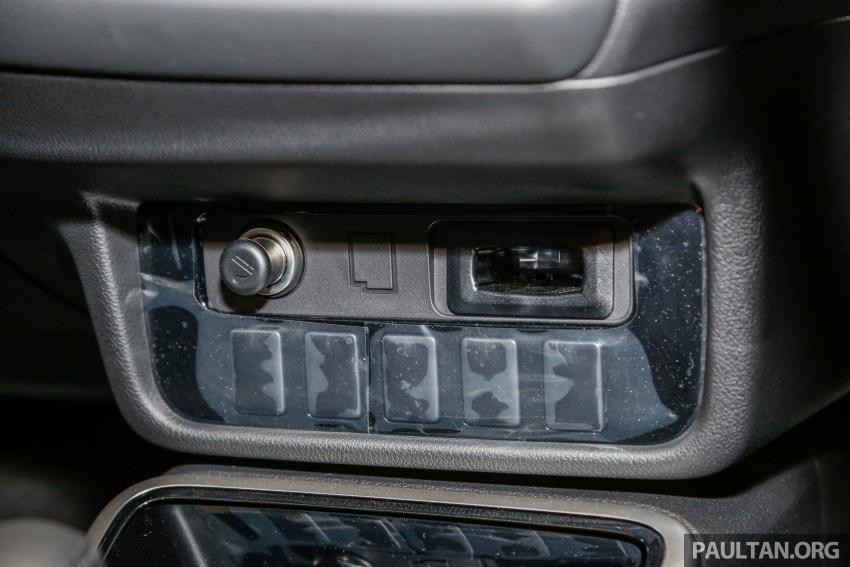 Mitsubishi Outlander 2.0 AWD CKD debuts – RM140k Image #710226