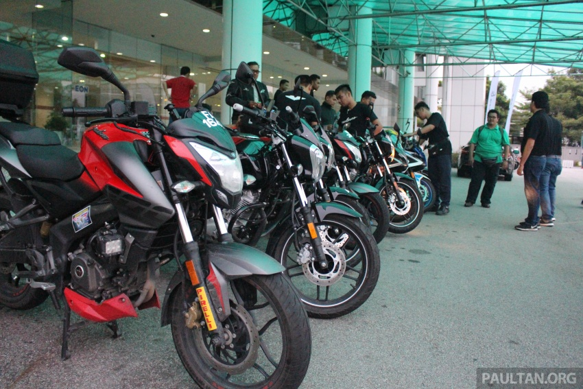 Modenas conducts motorcycle ownership survey Image #710175