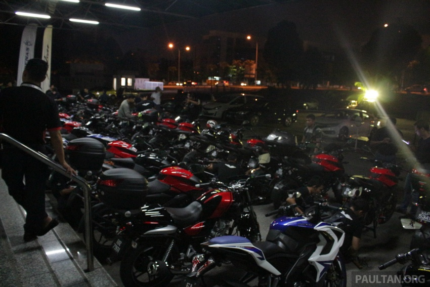 Modenas conducts motorcycle ownership survey Image #710177