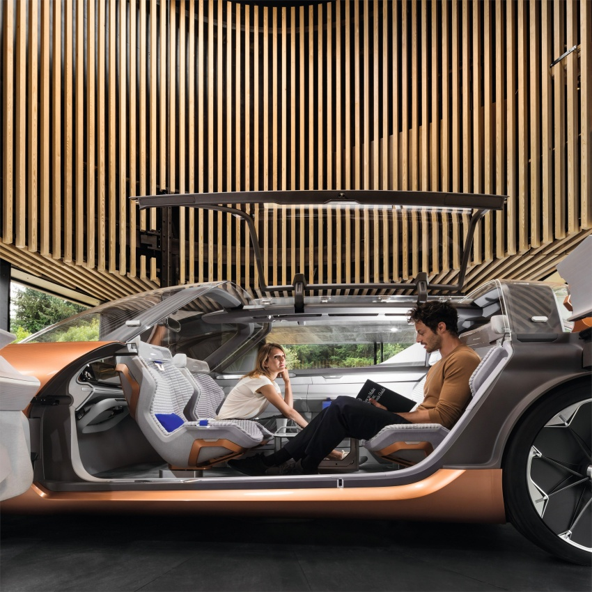 Renault SYMBIOZ concept – a car and house combo! Image #710752