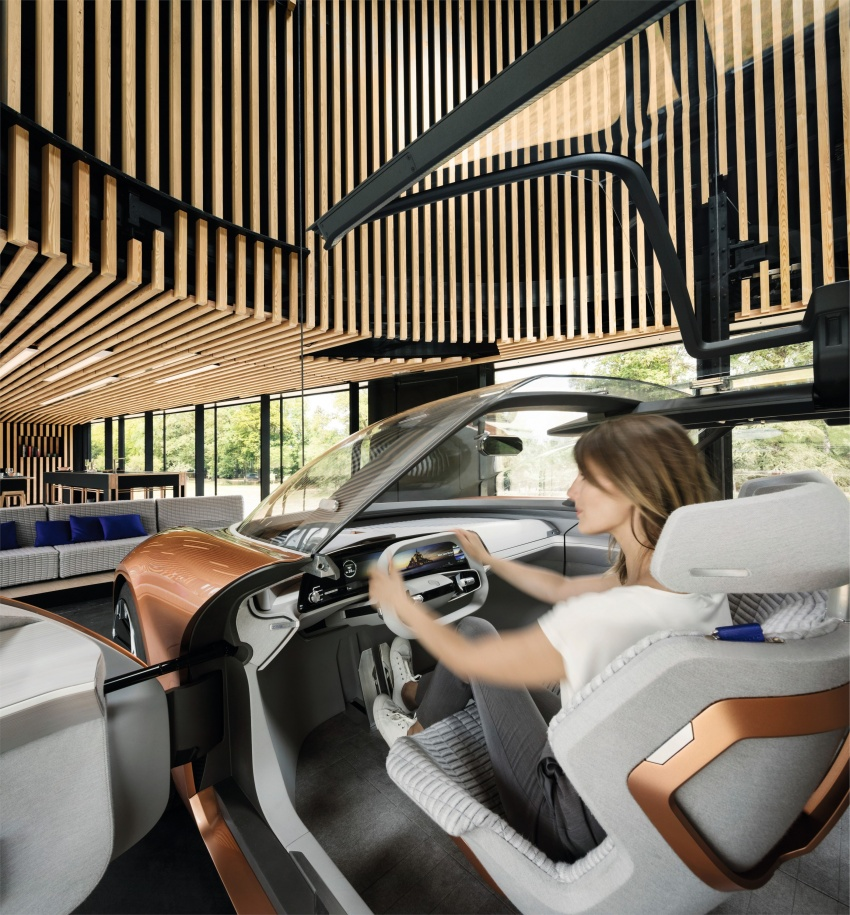 Renault SYMBIOZ concept – a car and house combo! Image #710754