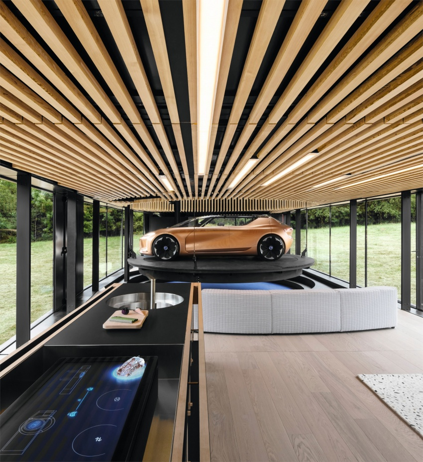 Renault SYMBIOZ concept – a car and house combo! Image #710756