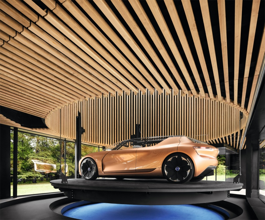 Renault SYMBIOZ concept – a car and house combo! Image #710757
