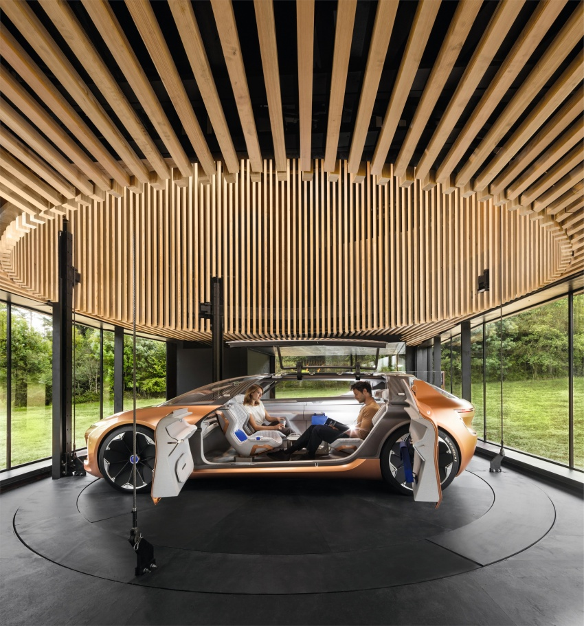 Renault SYMBIOZ concept – a car and house combo! Image #710758