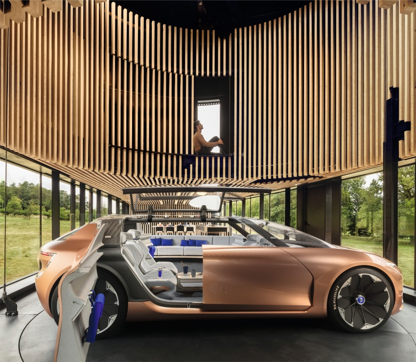 Renault SYMBIOZ concept – a car and house combo! Image #710761
