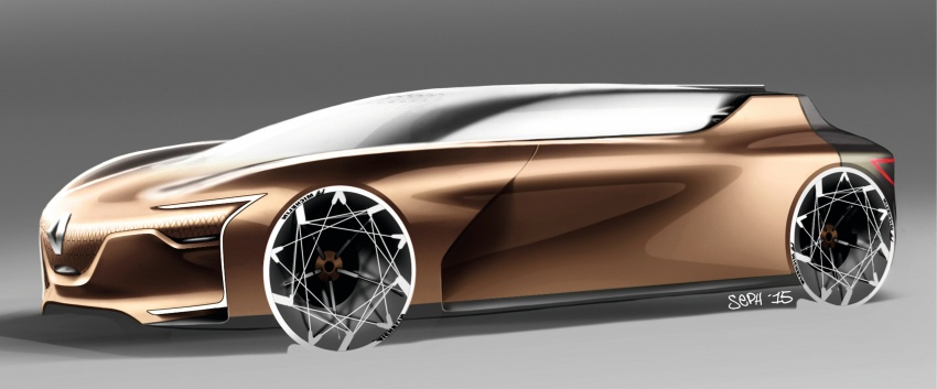 Renault SYMBIOZ concept – a car and house combo! Image #710631