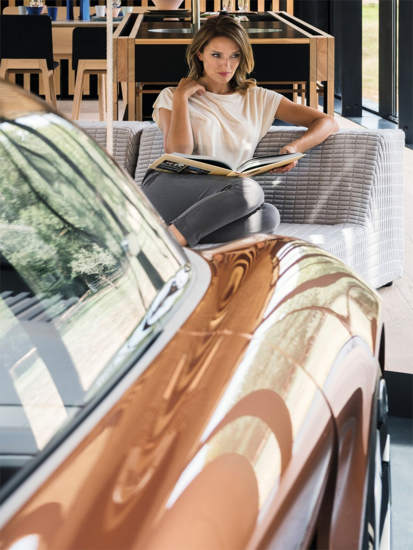 Renault SYMBIOZ concept – a car and house combo! Image #710767