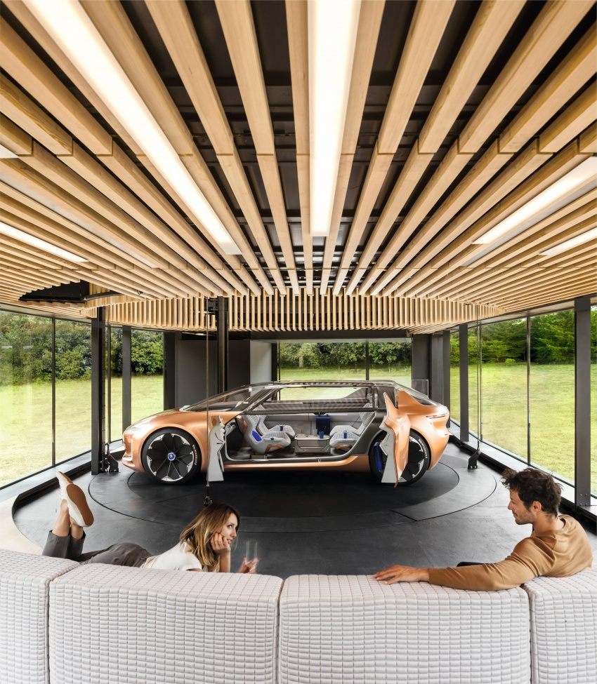 Renault SYMBIOZ concept – a car and house combo! Image #710769