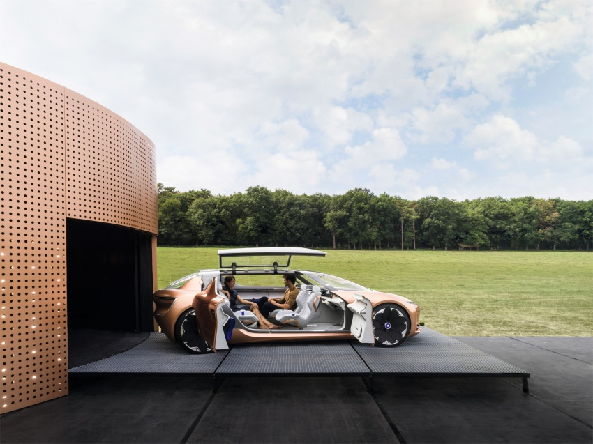 Renault SYMBIOZ concept – a car and house combo! Image #710775
