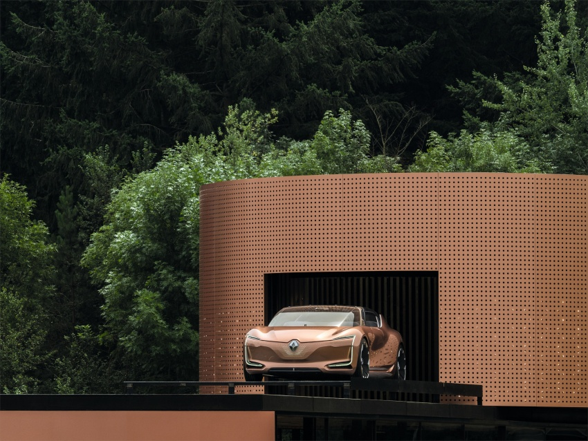 Renault SYMBIOZ concept – a car and house combo! Image #710776
