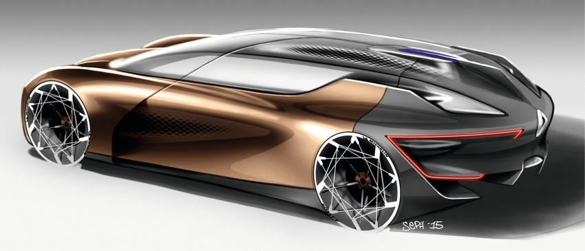 Renault SYMBIOZ concept – a car and house combo! Image #710632