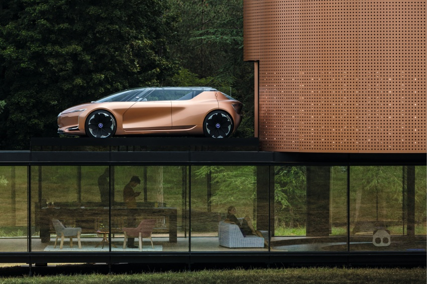 Renault SYMBIOZ concept – a car and house combo! Image #710778