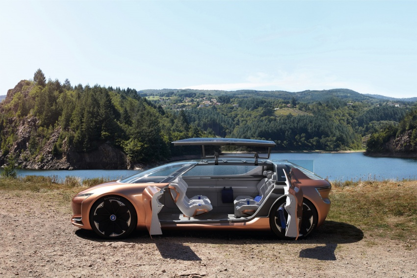 Renault SYMBIOZ concept – a car and house combo! Image #710784