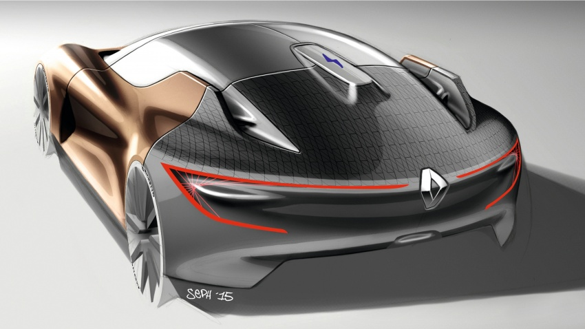 Renault SYMBIOZ concept – a car and house combo! Image #710633