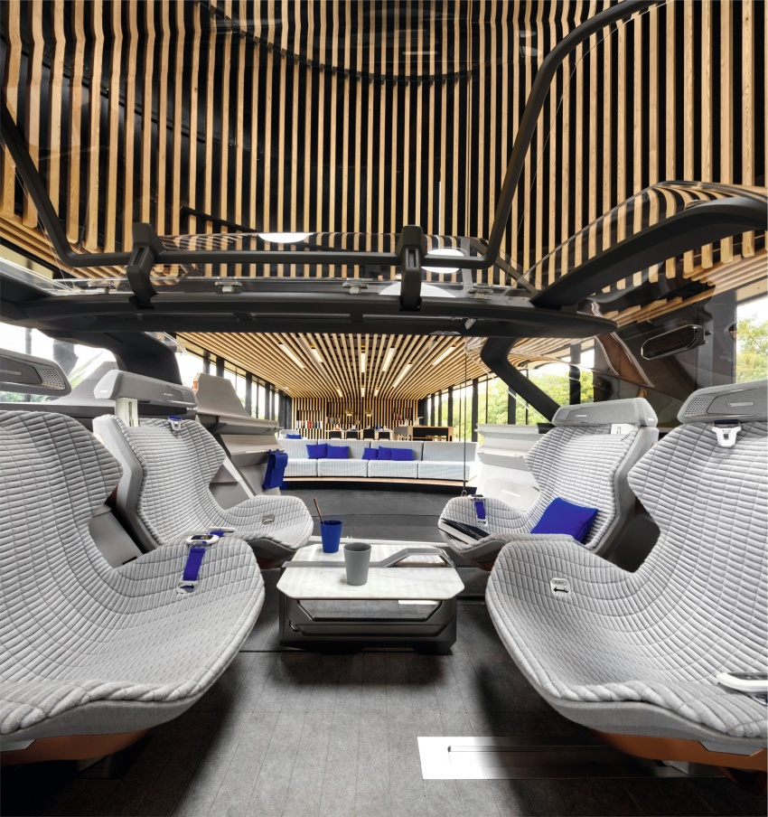 Renault SYMBIOZ concept – a car and house combo! Image #710794