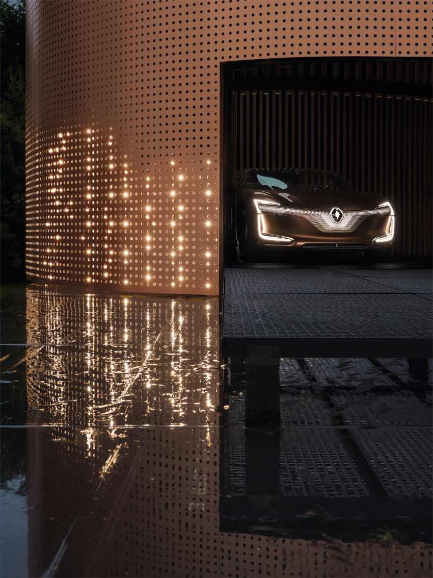 Renault SYMBIOZ concept – a car and house combo! Image #710795