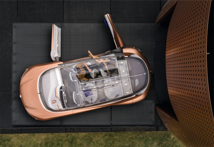Renault SYMBIOZ concept – a car and house combo! Image #710796