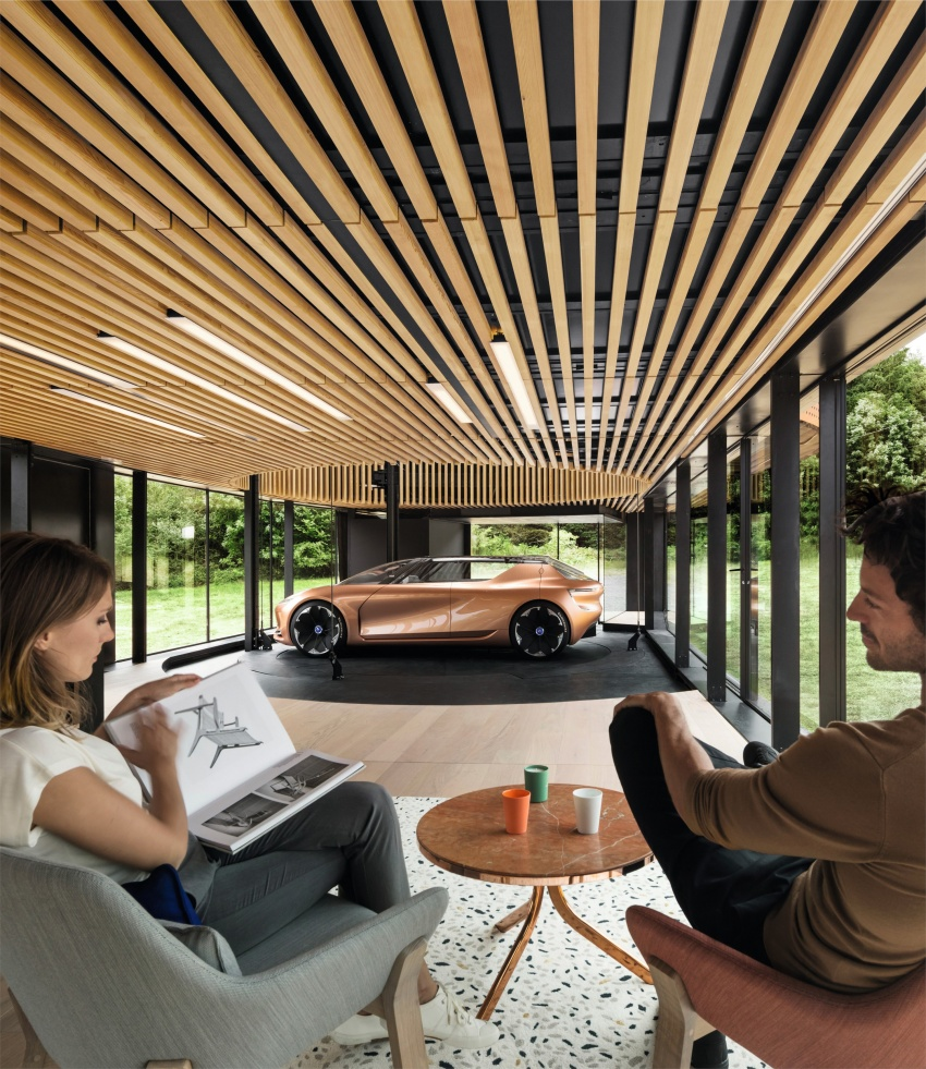 Renault SYMBIOZ concept – a car and house combo! Image #710797
