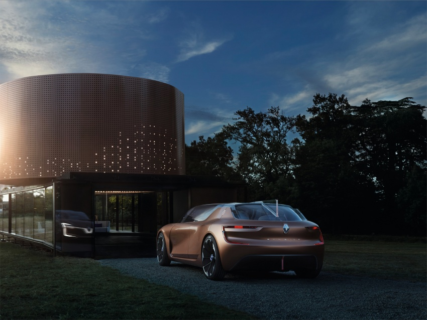 Renault SYMBIOZ concept – a car and house combo! Image #710798