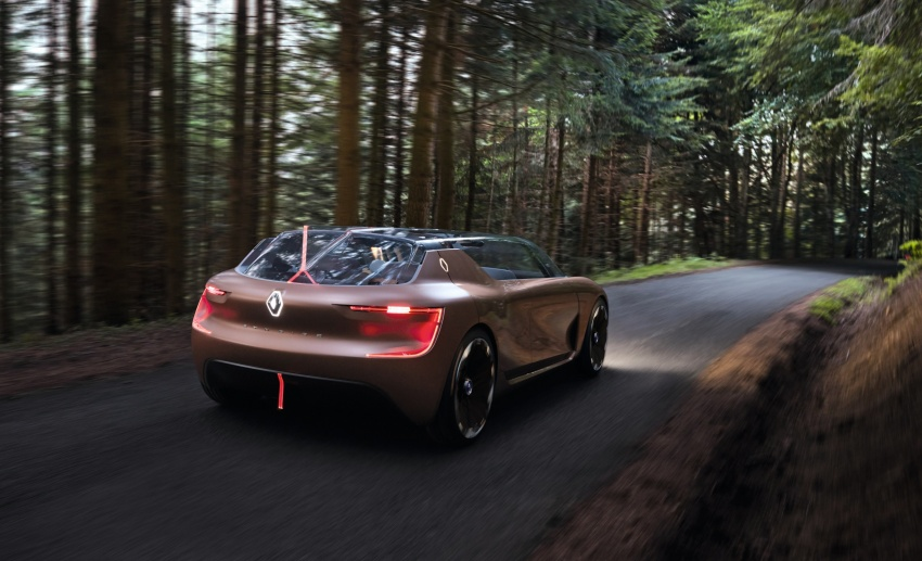 Renault SYMBIOZ concept – a car and house combo! Image #710802