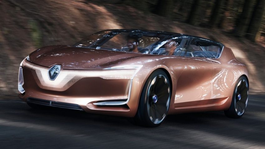Renault SYMBIOZ concept – a car and house combo! Image #710803