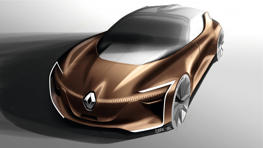 Renault SYMBIOZ concept – a car and house combo! Image #710635